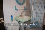 Двухместный двухкомнатный номер санатория им. Семашко, Кисловодск фото 3