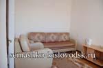 Двухместный трехкомнатный номер санатория им. Семашко, Кисловодск фото 2