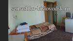 Одноместный стандартный номер санатория им. Семашко, Кисловодск фото 2